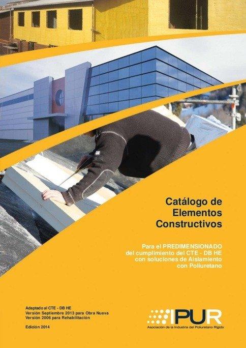 catlogo de elementos constructivos con poliuretano editado por ipur 1 638
