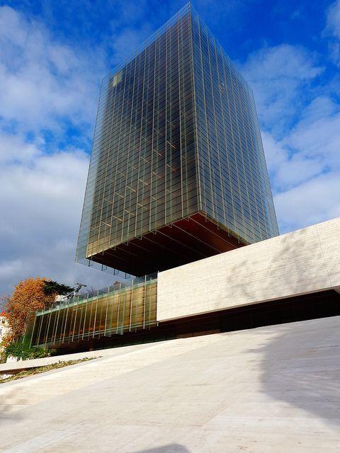 Arquitectura española siglo XX