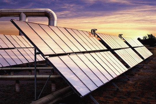 Energía renovable, energía solar