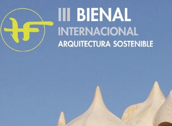 III Bienal Arquitectura sostenible