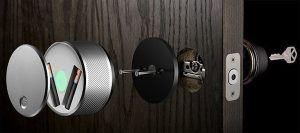 August Smart Lock, la cerradura inteligente