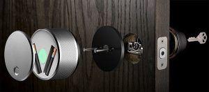 August Smart Lock, la cerradura inteligente