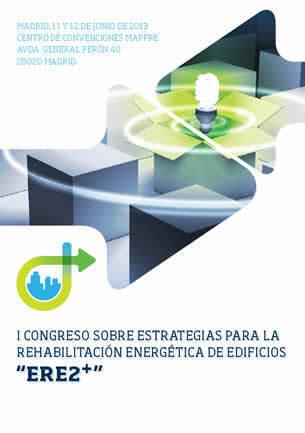 I Congreso sobre Estrategias para la Rehabilitación Energética de Edificios