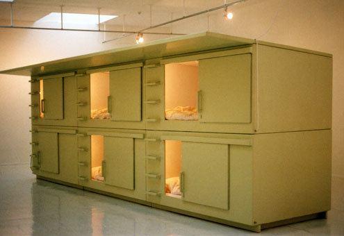 Mini capsule (Atelier Van Lieshout)