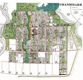 Chandigarh Master Plan
