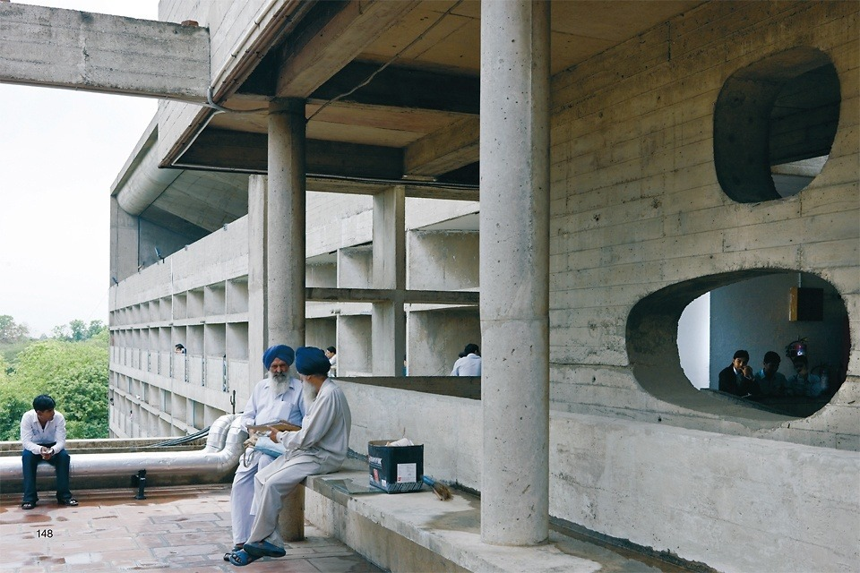 Chandigarh (Le Corbusier)