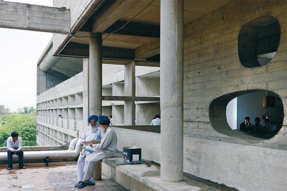 Chandigarh (Le Corbusier)