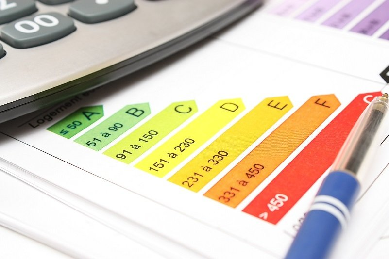 Etiqueta Eficiencia Energética Ventana
