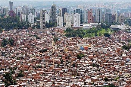 Favela Morumbi Sao Paulo (Fot. passport2freedom.org)