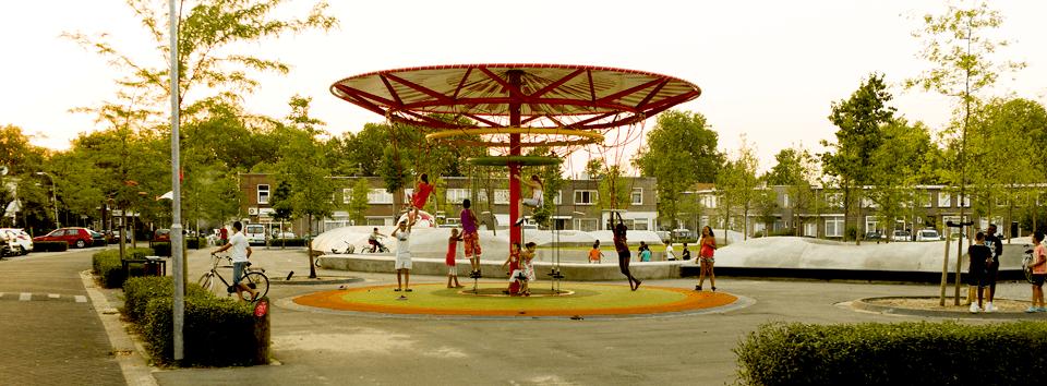 Energy Carousel de Ecosistema Urbano