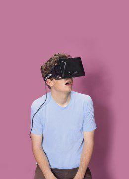 Oculus VR Fot. Andrew B. Myers