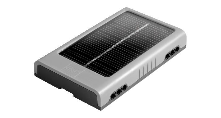 Panel Solar Lego