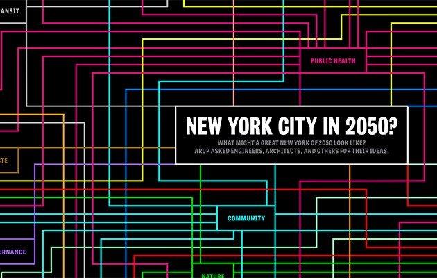 NYC en 2050 (Arup)