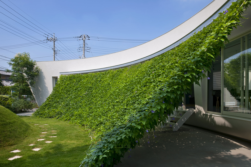 Green Screen House (Fot. Yukinori Okamura y Mayuko Ebina)