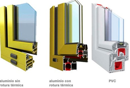 Comparativa de materiales de carpinter a de ventana - Materiales de carpinteria ...