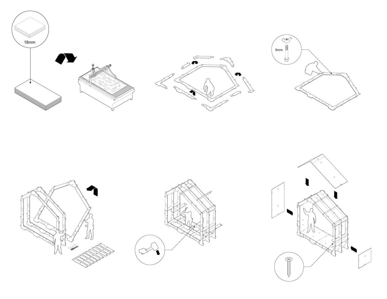 wiki  u2013 house  kit de autoconstrucci u00f3n supereficiente