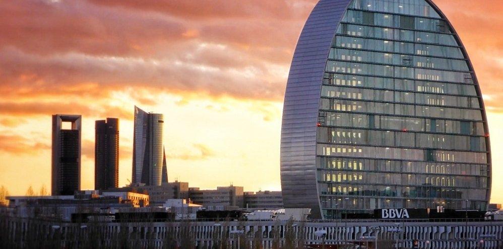 La nueva torre BBVA de Madrid