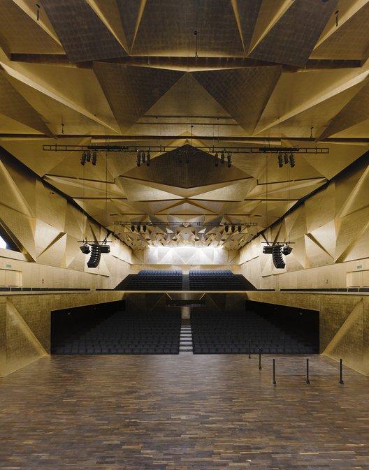 Filarmónica Szczecin Auditorio 2