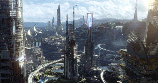 Tomorrowland Calatrava