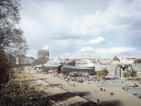 Ganador Guggenheim Helsinki Art in the city 2