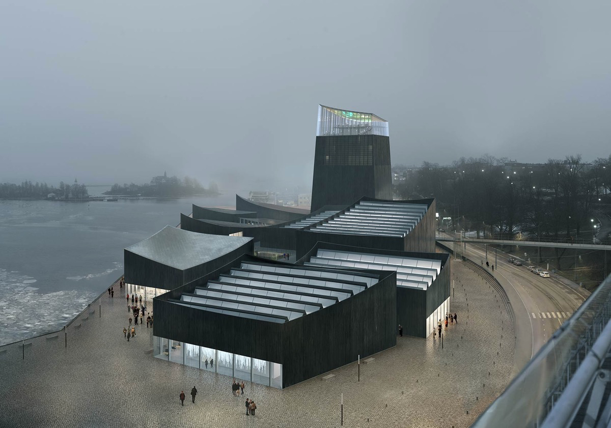 Ganador Guggenheim Helsinki Art in the city