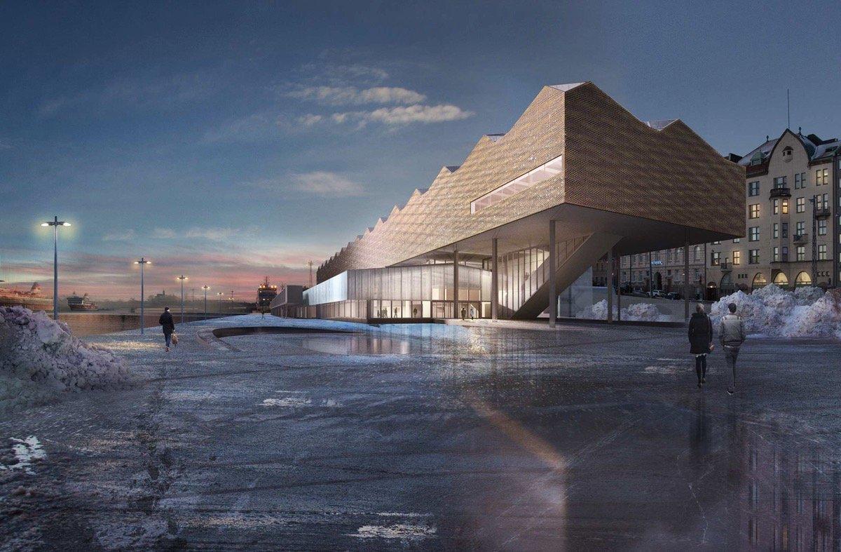 Guggenheim Helsinki 2 in1 museum