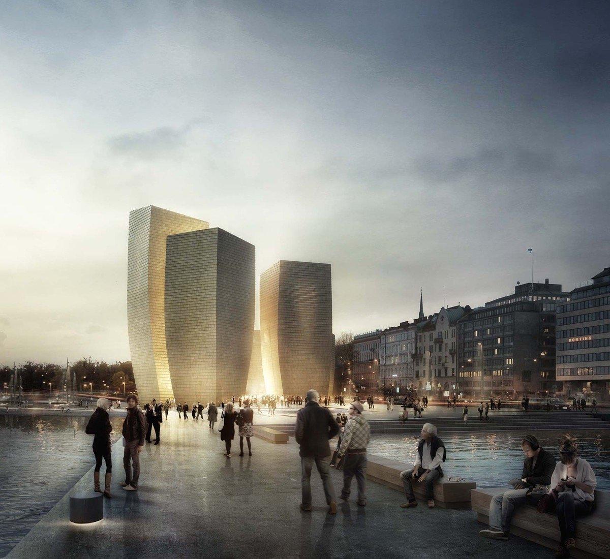 Guggenheim Helsinki Impressions