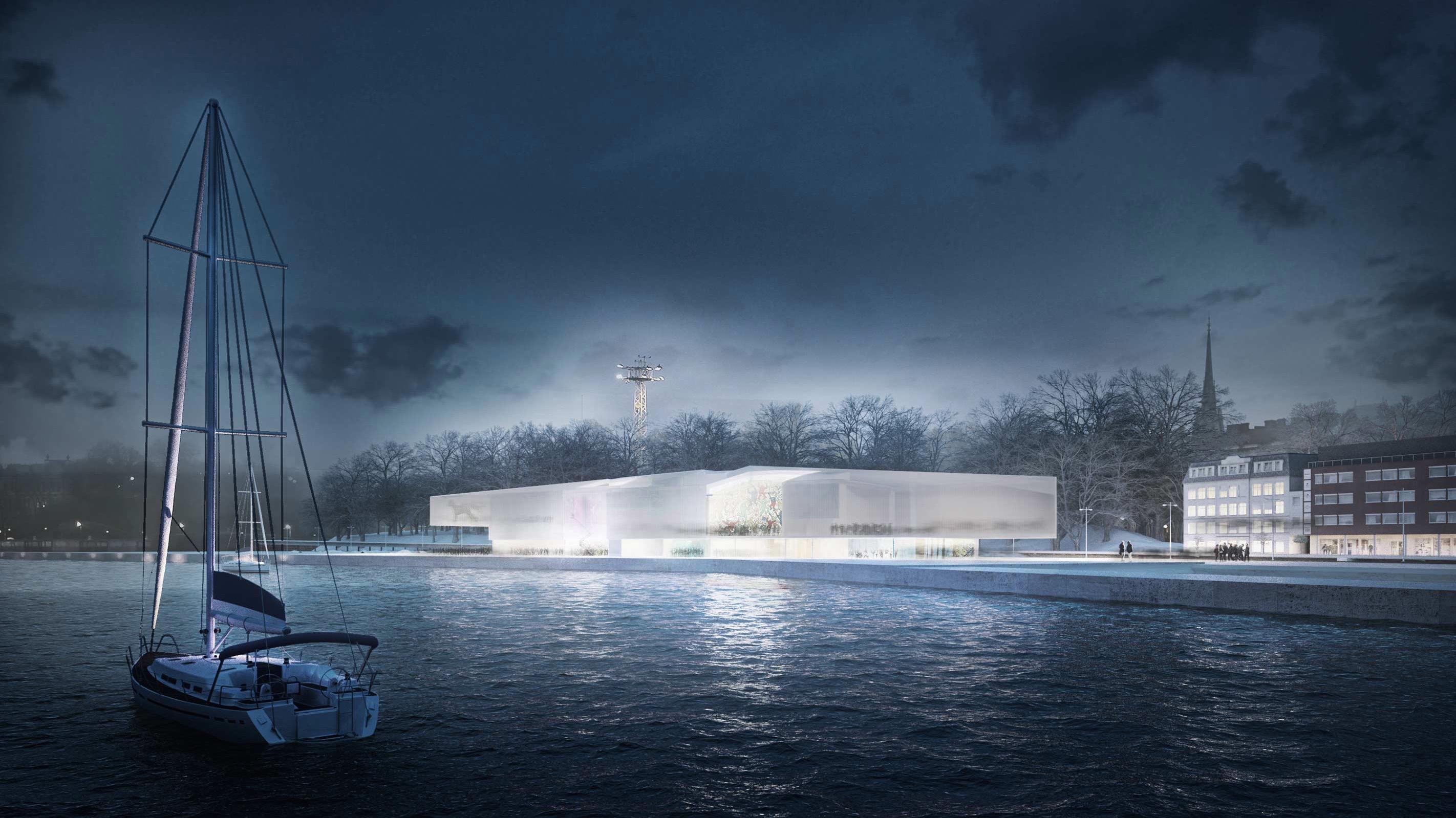 Guggenheim Helsinki finalista 3