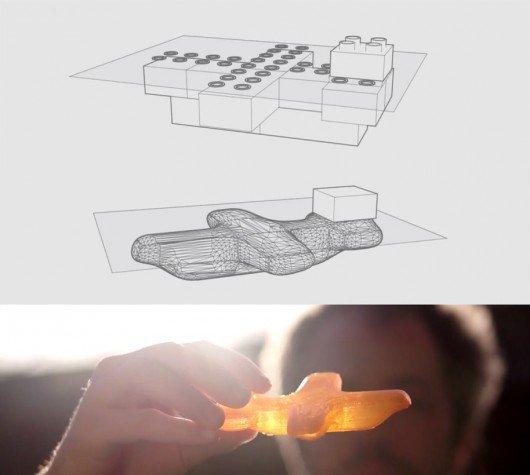 Lego X Modelo