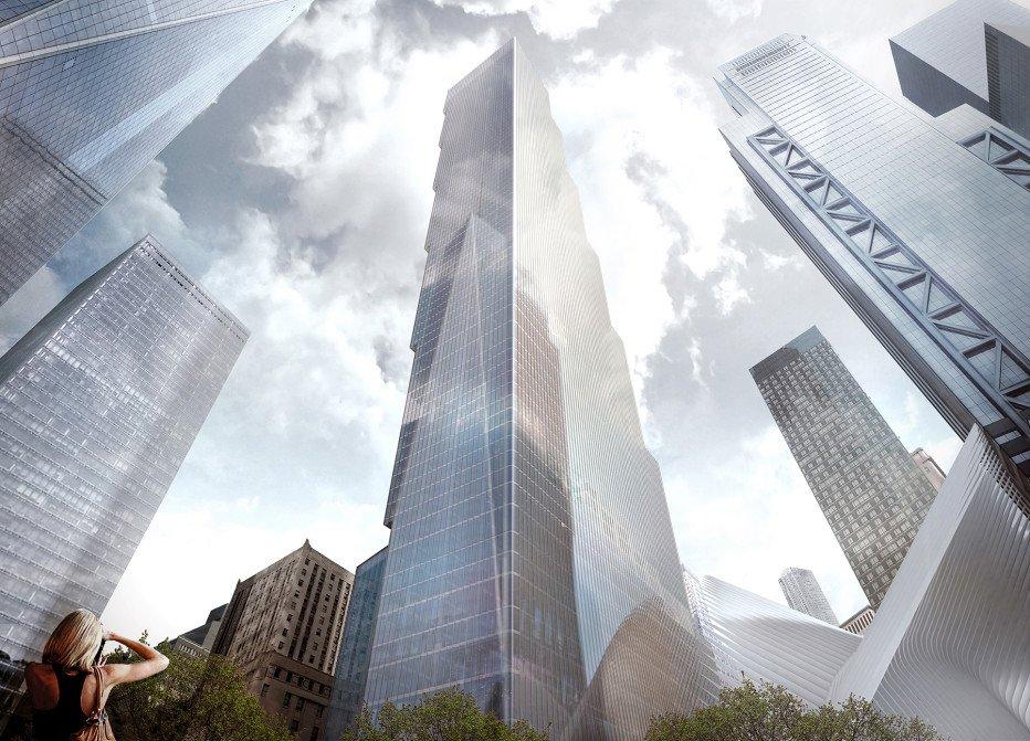 WTC2 World Trade Center BIG vista
