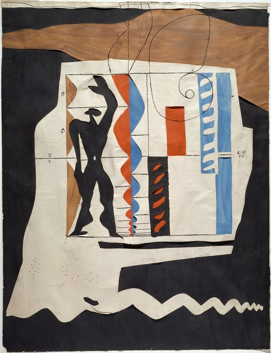 El modulor corbusier