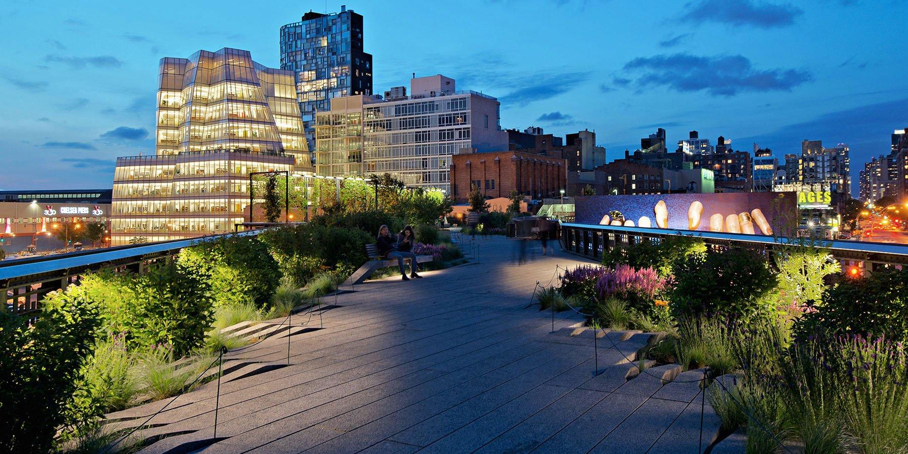 High Line Urbanismo sostenible