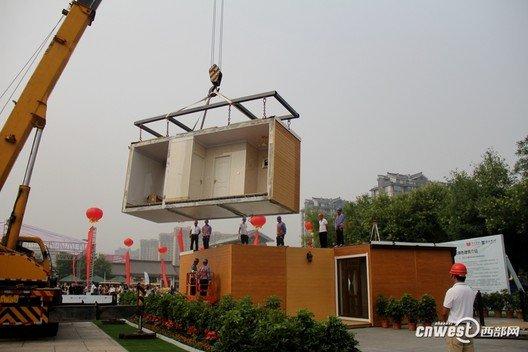 Montaje casa prefabricada 3 horas