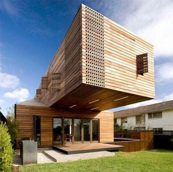 vivienda madera