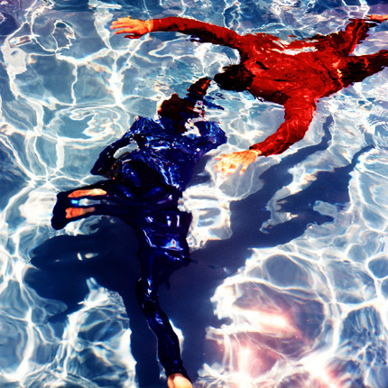 Karine Laval poolscapes 08