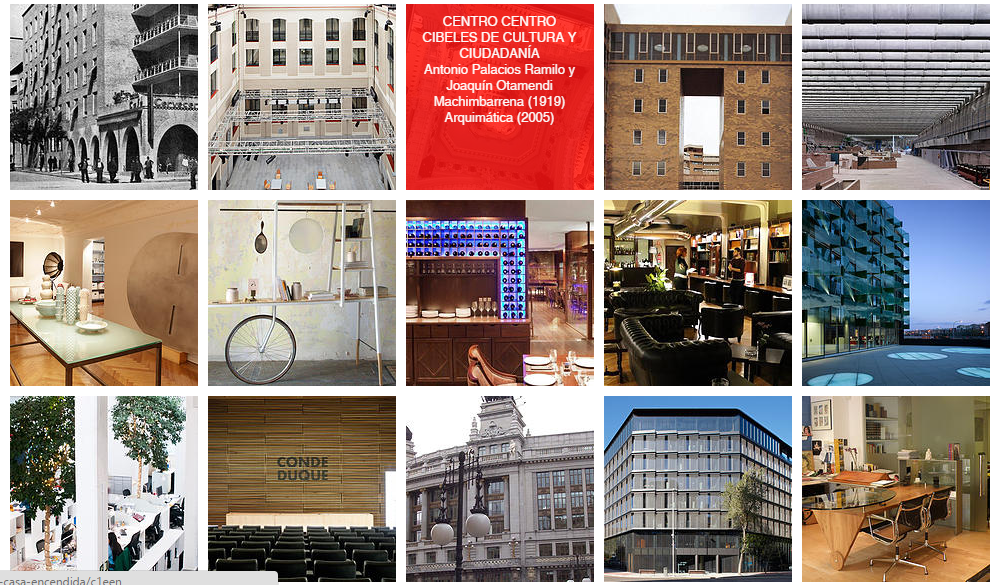 Edificios OPEN HOUSE Madrid 2