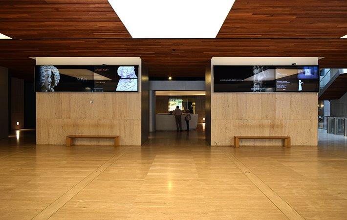Museo arqueologico nacional semana arquitectura
