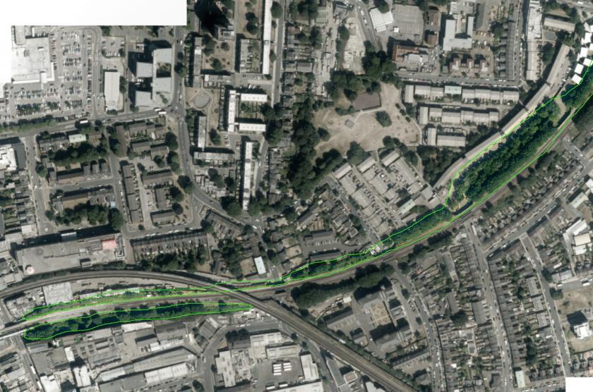 Peckham Cole Line
