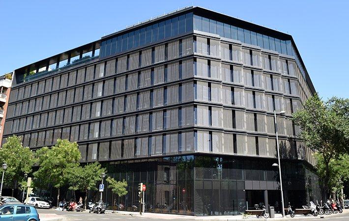Sede cuatrecasas Semana arquitectura Madrid