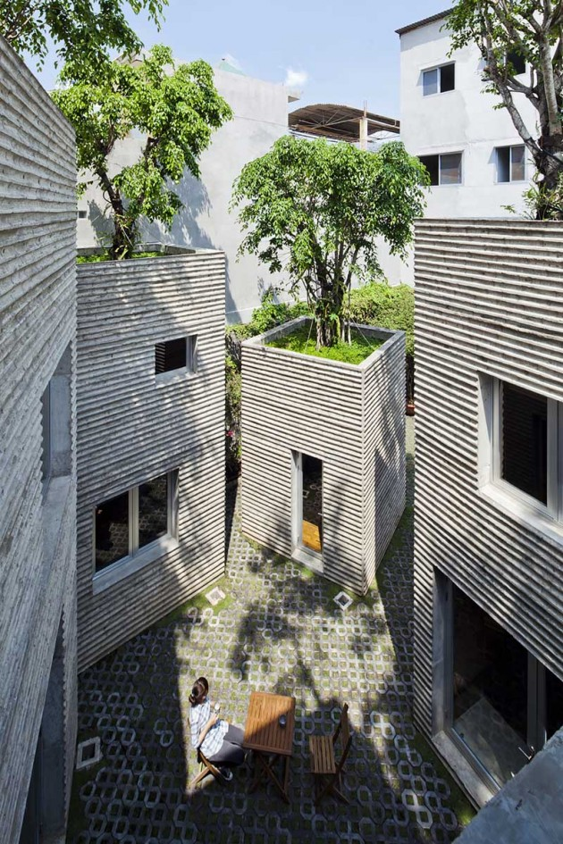 House for Trees aerea