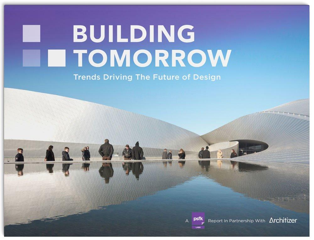 Building Tomorrow portada