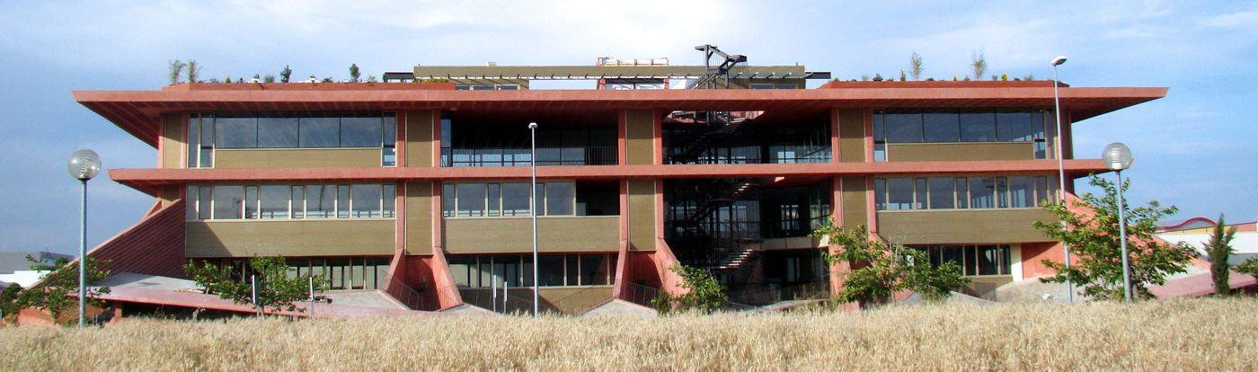 Holedeck Edificio Logytel