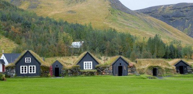 Islandia vivienda enterrada 5