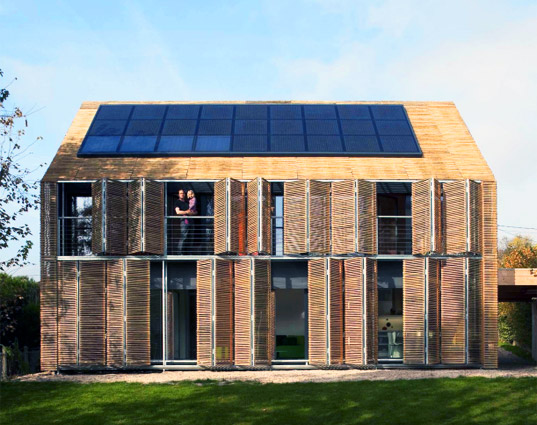 Passiv Haus (Imagende Inhabitat)