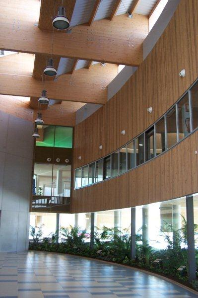 Edificio De Oficinas Eficiente Envite Cte Arquitectura