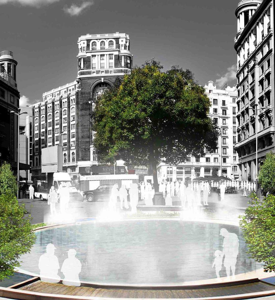 Madrid + Natural agua