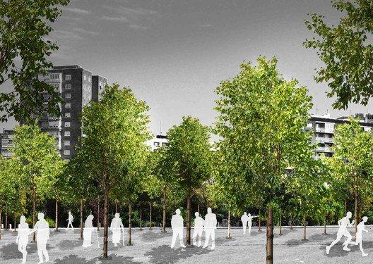Madrid + Natural bosques urbanos