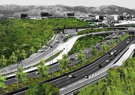 Madrid + Natural carreteras