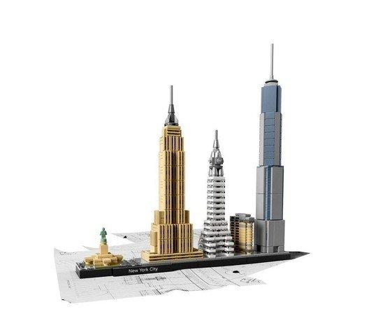 Regalos LEGO skyline