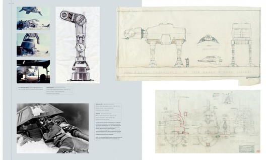 Star Wars The Blueprints robot